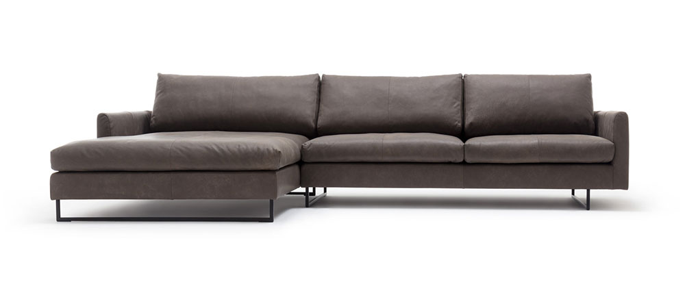 Ladenstein Sofa Rolf Benz