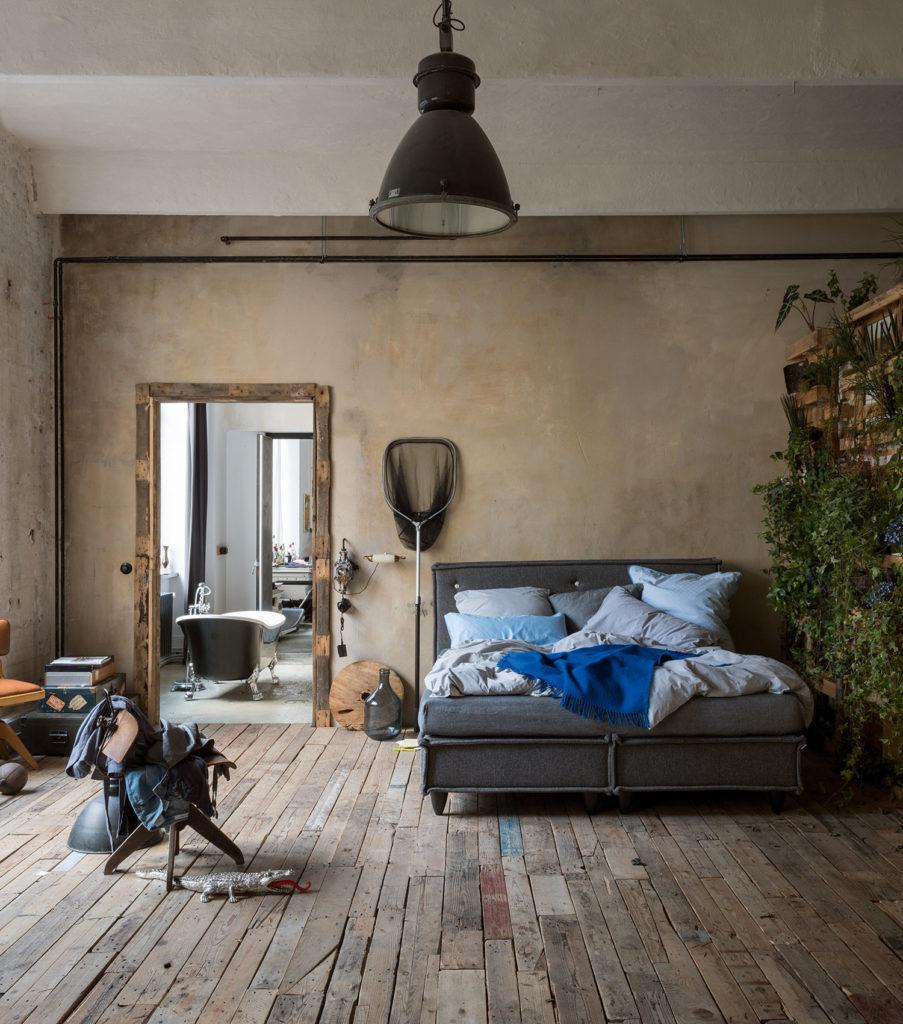 Ladenstein Freistil Rolf Benz Schlafzimmer